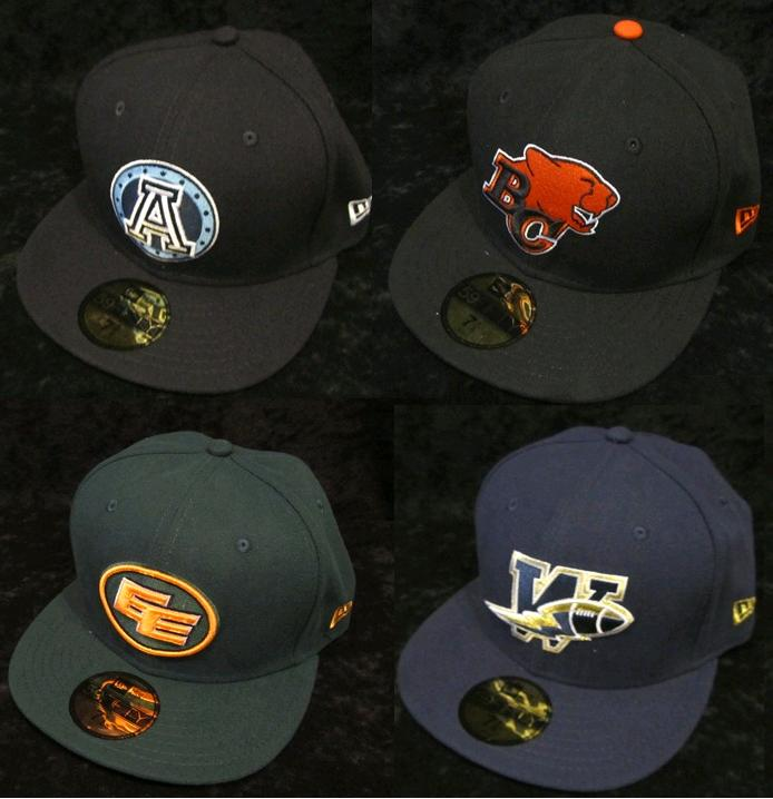 Canadian Football League Fitteds   f1c80d2f70f